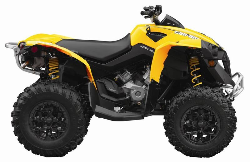 Can-Am Can-Am Renegade 500