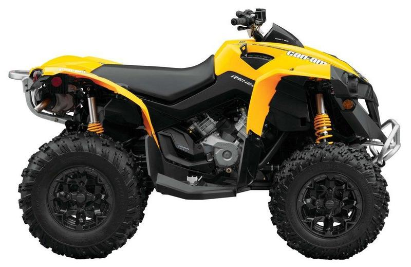 Can-Am Can-Am Renegade 1000 X xc