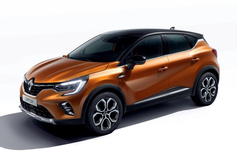Renault  Captur Zen E-TECH Híbrido enchufable 117 kW (160 CV)