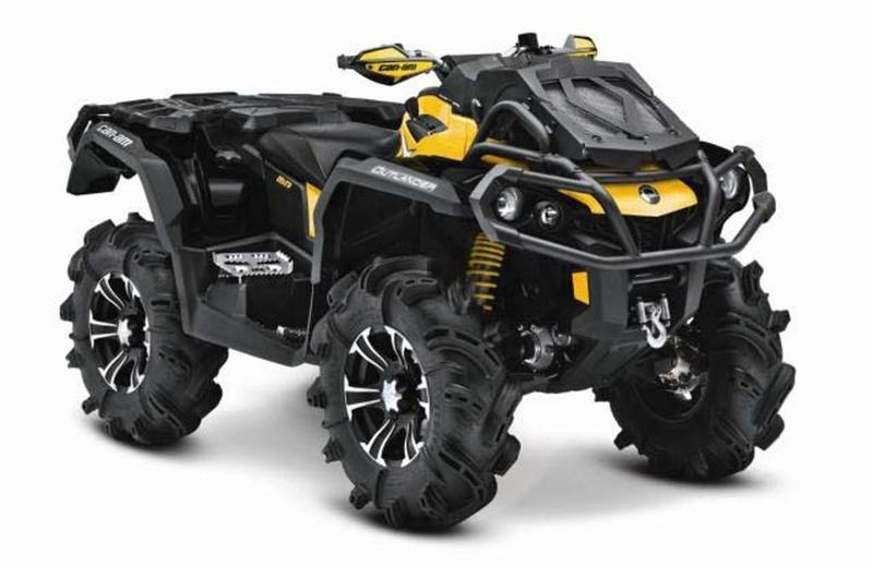 Can Am Outlander 1000 Xmr >> Precio y ficha técnica de la moto Can-Am Outlander 1000 X mr 2015 - Arpem.com