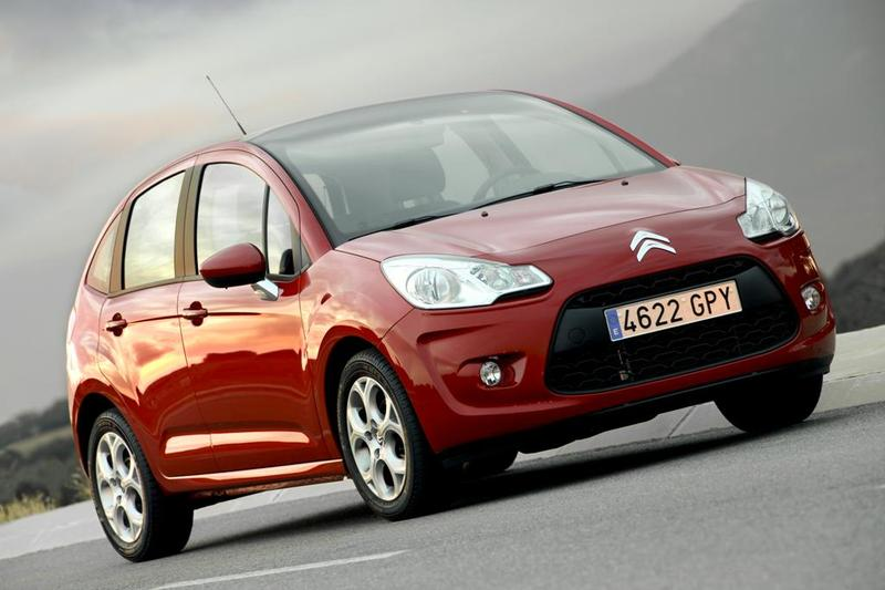 Citroën  C3 Attraction 1.4i