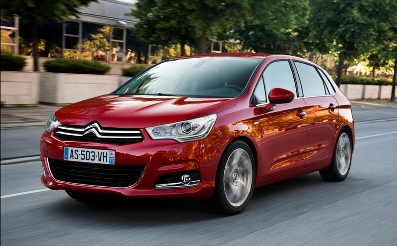 Citroën  C4 VTi 95 Business