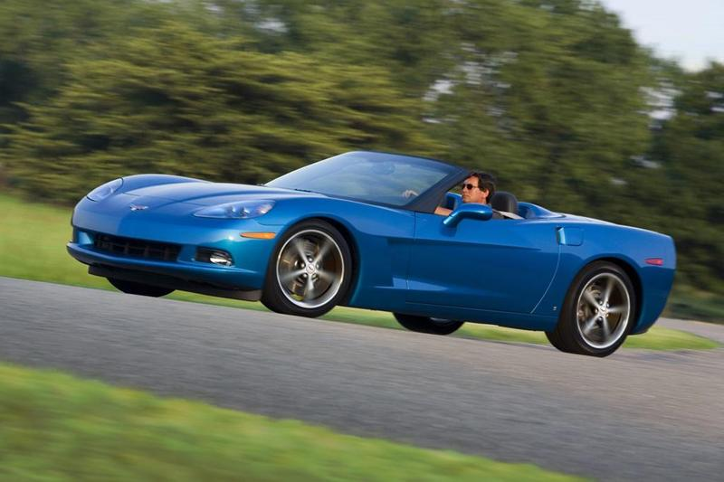 Corvette  C6 6.0 V8 Coupe Aut.