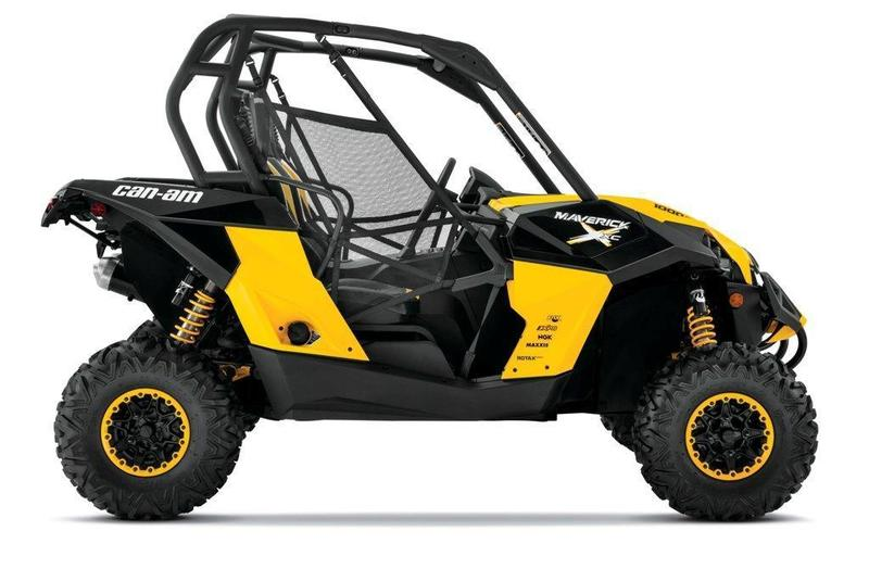 Can-Am Can-Am Maverick 1000R X xc