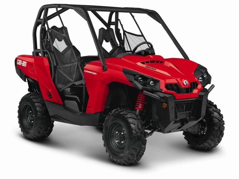 Can-Am Can-Am Commander 800R