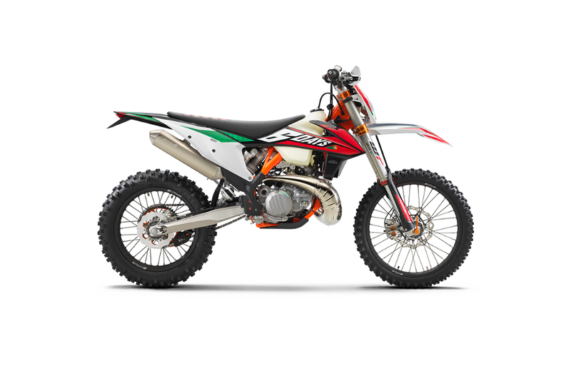 KTM KTM 300 EXC TPI Six Days 2020