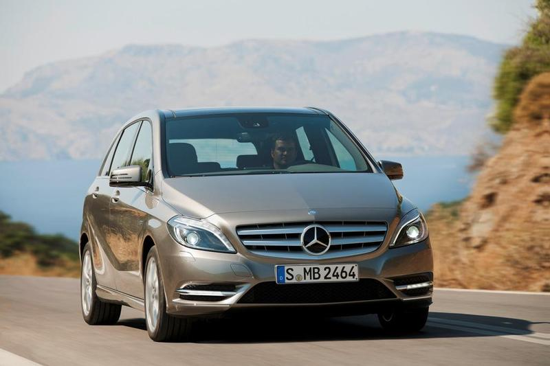Mercedes-Benz  Clase B B 180 CDI BlueEFFICIENCY