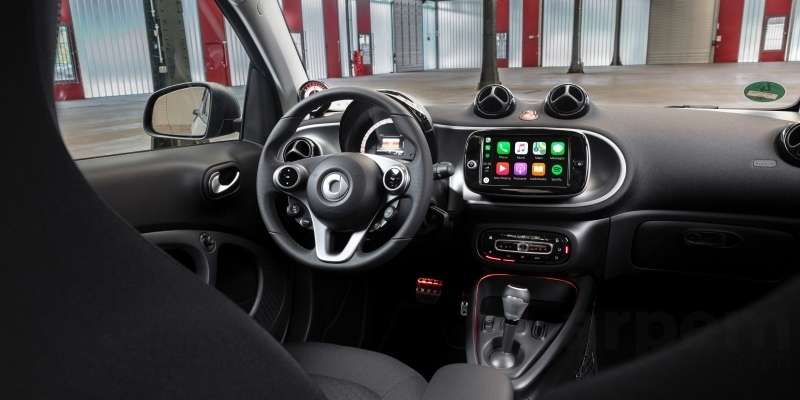 smart EQ fortwo Coupé 2020