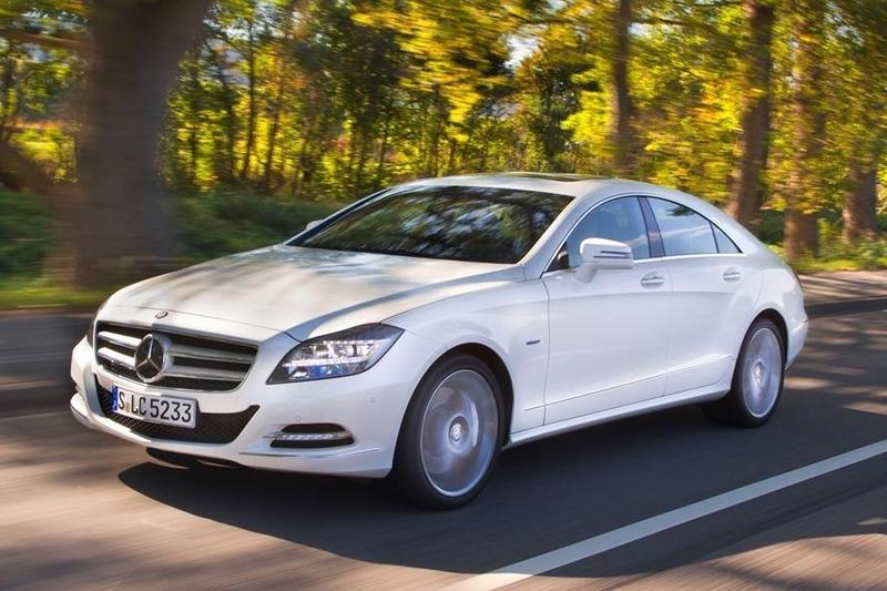 Mercedes-Benz  Clase CLS CLS 250 CDI BlueEFFICIENCY