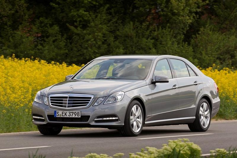Mercedes-Benz  Clase E E 200 BlueEFFICIENCY Estate