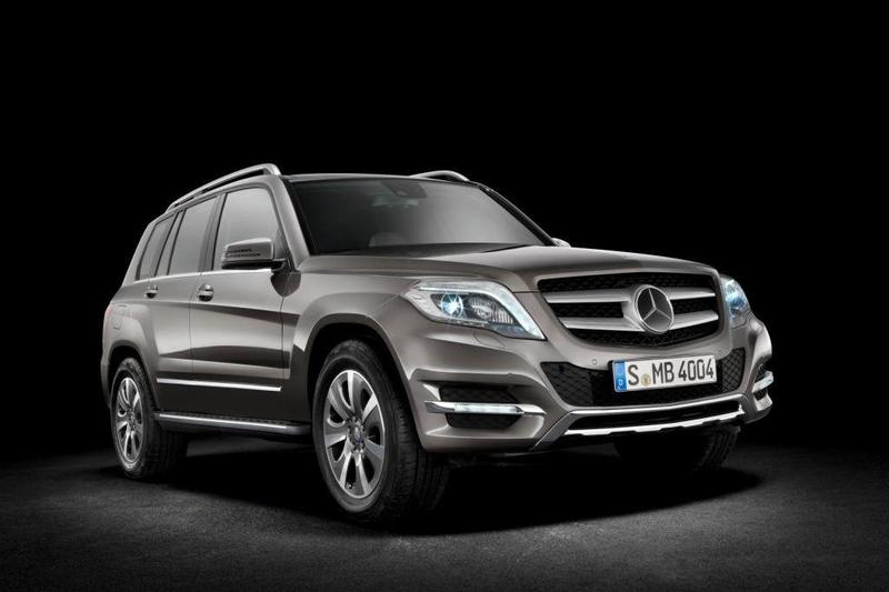 Mercedes-Benz  Clase GLK GLK 220 CDI 4MATIC BlueEFFICIENCY