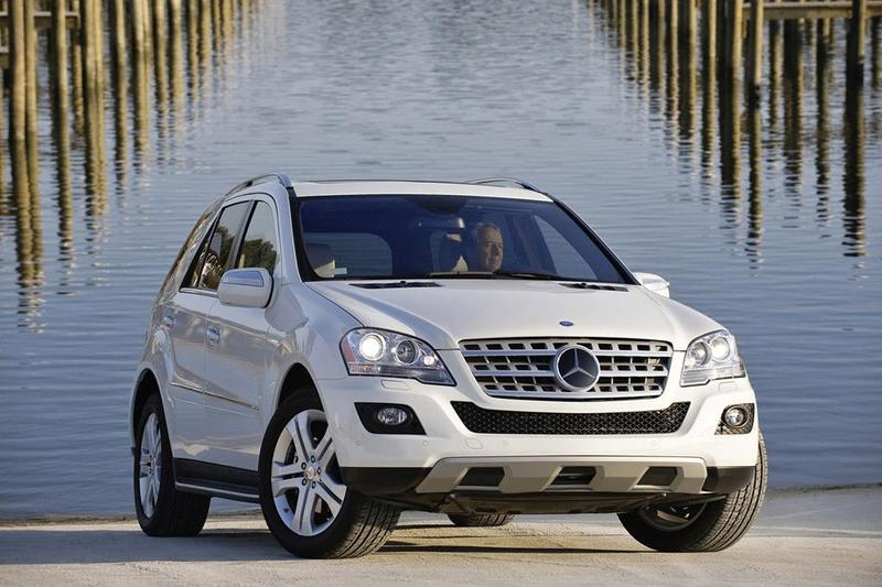Datos y ficha t cnica mercedes benz ml 350 cdi 224 cv for Mercedes benz haverhill ma