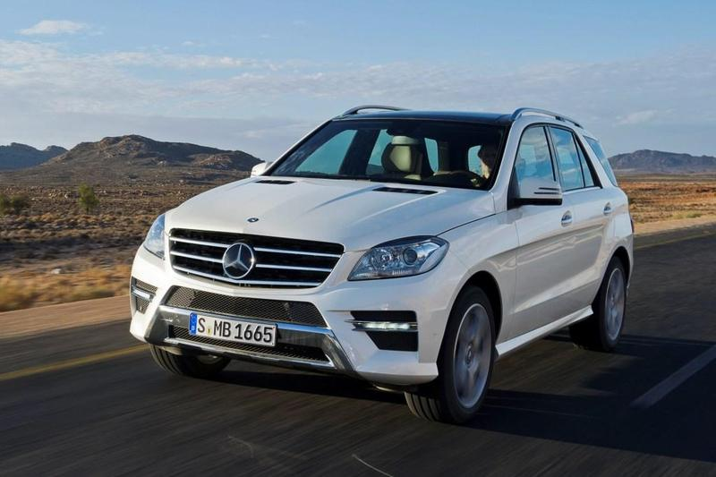 Mercedes-Benz  Clase M ML 500 4MATIC