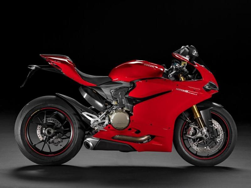 Ducati Panigale R Cafe Racer