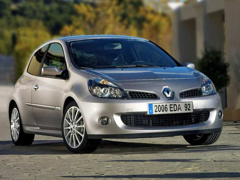 Renault  Nuevo Clio 3p 1.5 dCi 85cv Authentique eco2