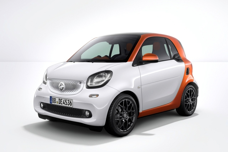 Smart  fortwo 52 kW (71 CV)