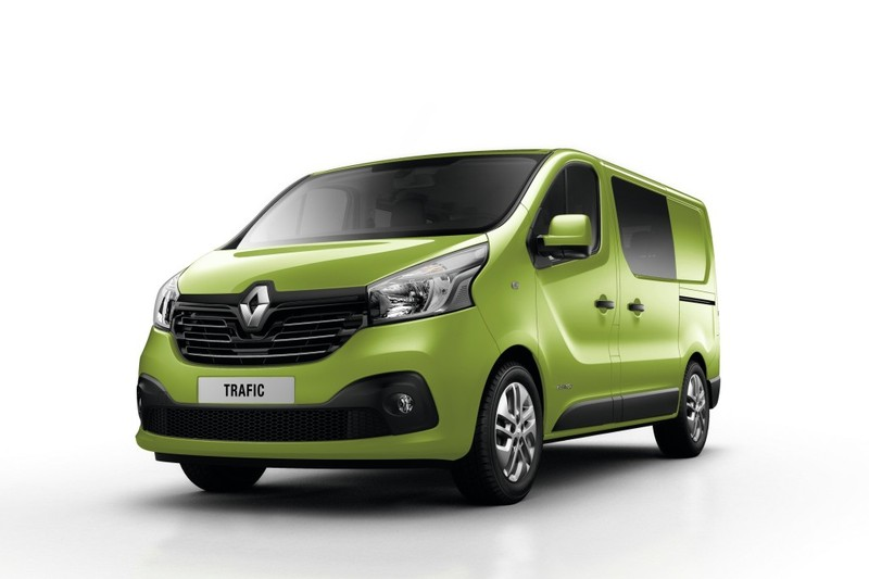Renault  Trafic Passenger Edition Energy dCi 107 kW (145 CV) Twin Turbo
