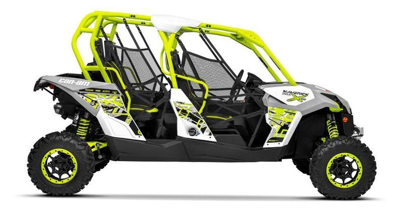 Can-Am Can-Am Maverick MAX 1000R T X ds