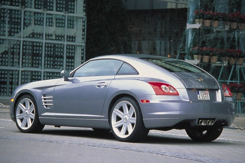 Chrysler  Crossfire Coupe 3.2 Limited