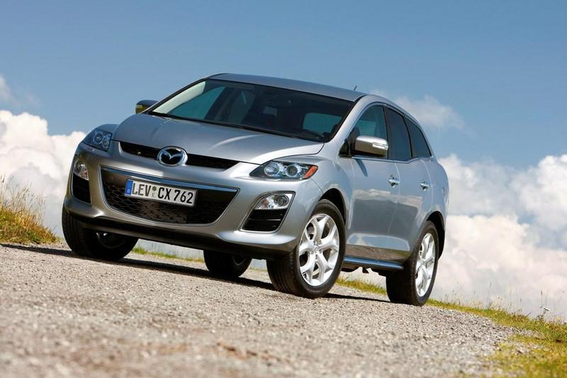 Mazda  CX-7 2.2 CRTD 173 CV Luxury