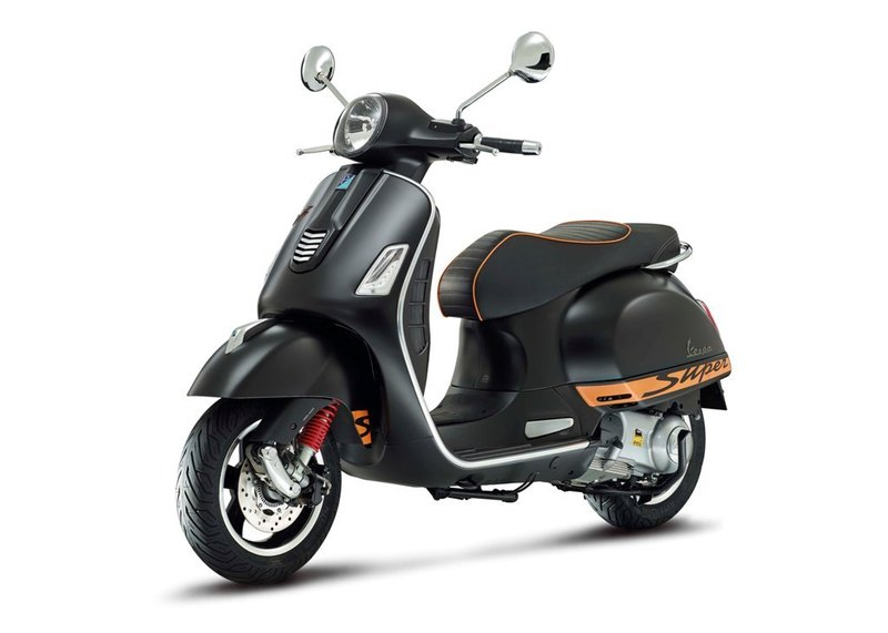 Nueva Vespa GTS Touring y Vespa GTS Supersport