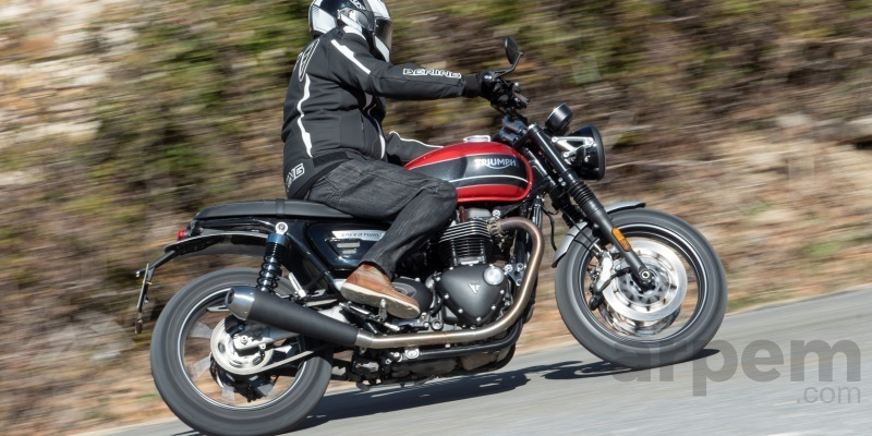 Triumph Speed Triple 2019