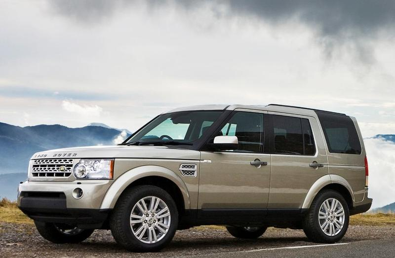 Land Rover  Discovery 3 TDV6 2.7 SE