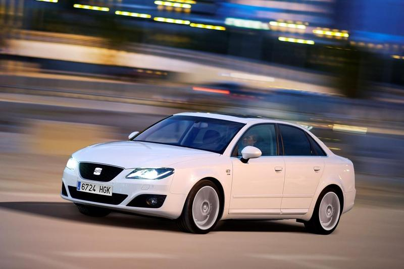 Datos Y Ficha Tcnica Seat Exeo St Reference 20 Tdi Cr 120 Cv Dpf