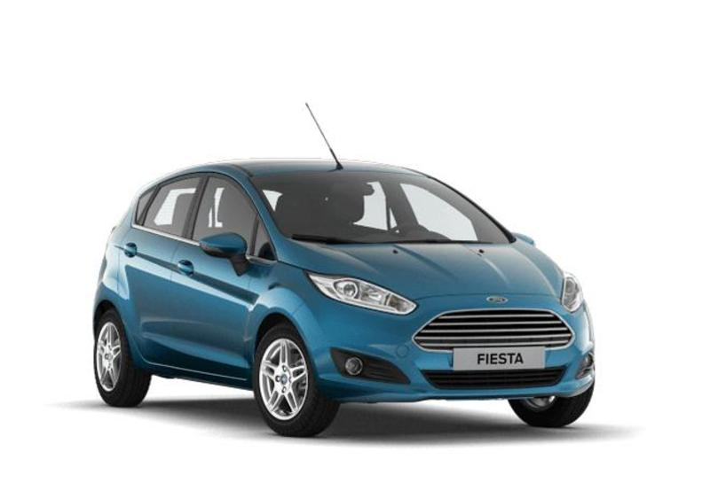Ford  Fiesta 5p ST-Line 1.0 EcoBoost 125 CV Auto-Start-Stop