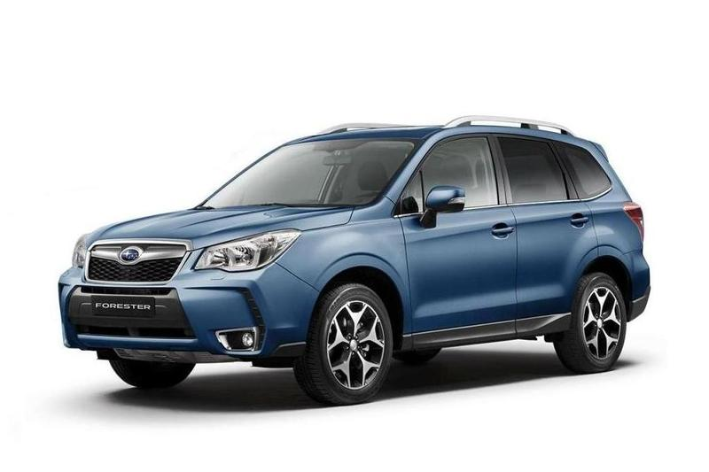Subaru  Forester 2.0 TD Executive Plus