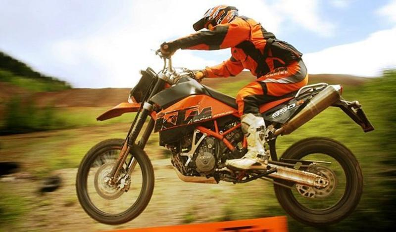 KTM KTM 950 Super Enduro R