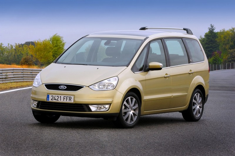 Ford  Galaxy Limited Edition 2.0 TDCi 140 CV