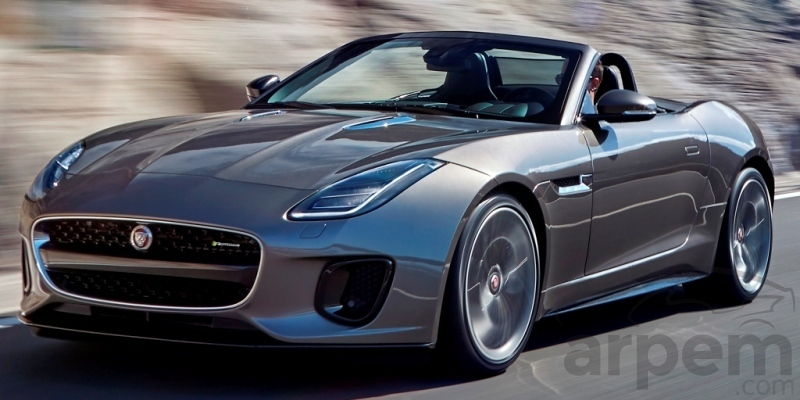 Jaguar F-TYPE R-Dynamic