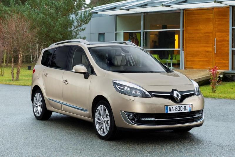Renault  Grand Scénic Grand Scenic 1.6 16V Pack Authentique