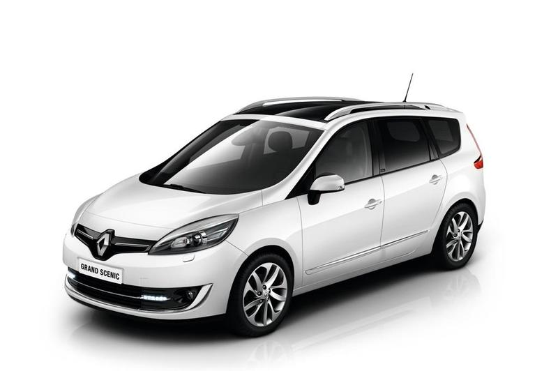 Renault  Grand Scénic Selection Energy TCe 115 5 plazas