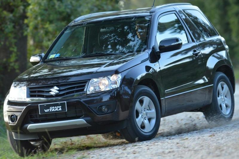 Suzuki  Grand Vitara 3p 1.6 VVT JX City