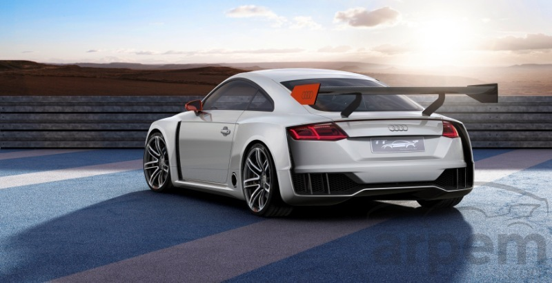 Audi TT clubsport turbo
