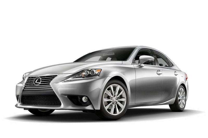 Lexus  IS 300h Hybrid Drive