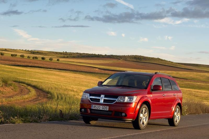 Dodge  Journey 2.0 CRD SE 7 plazas