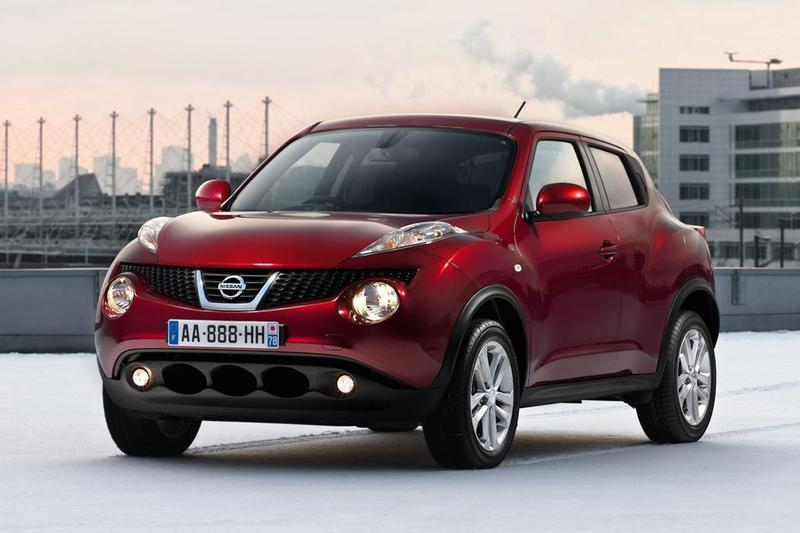 Nissan  Juke Shiro 1.6i TURBO 190 CV 4X2