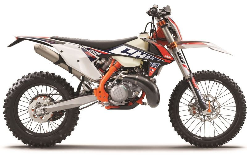 KTM KTM 250 EXC TPI Six Days 2019