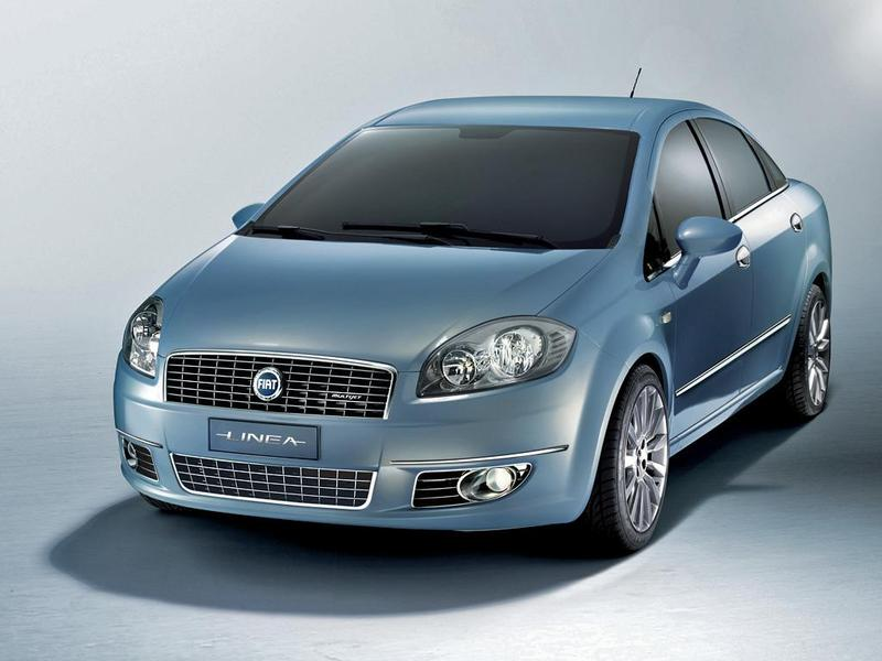 Fiat  Linea MyLife 1.4 8v 77 CV