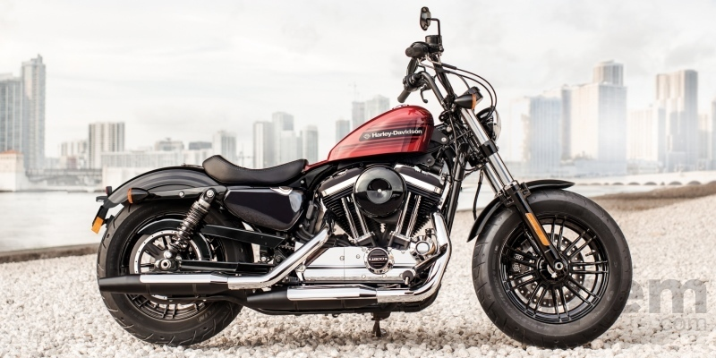 Harley-Davidson Sportster Forty-Eight Special 2018