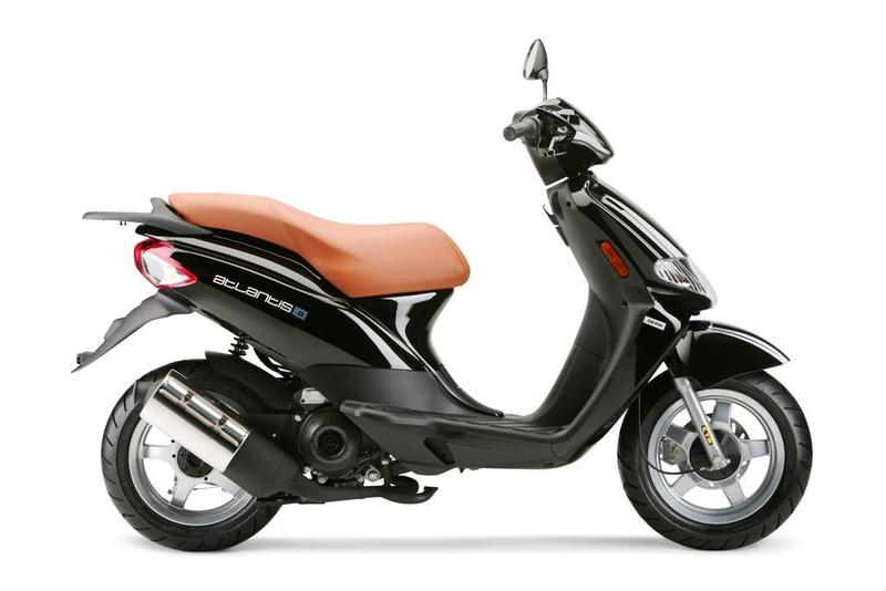 Derbi Derbi Atlantis City 50
