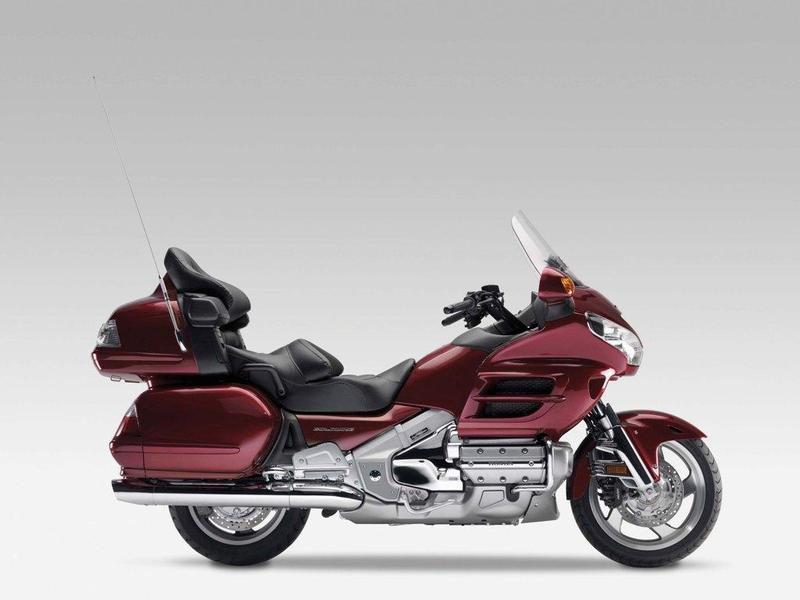 Honda Honda GL1800 GoldWing