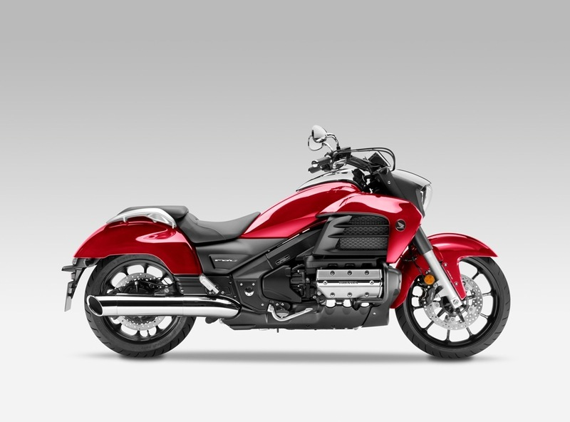 Honda Honda Goldwing F6C