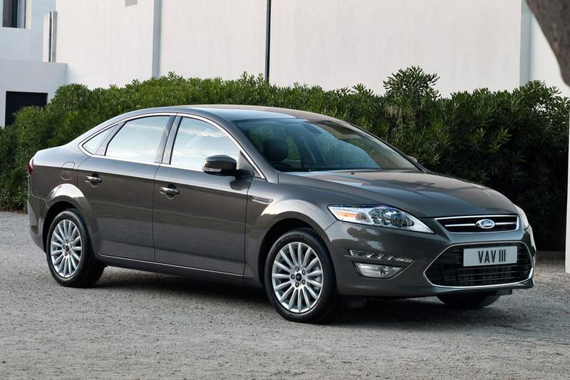 Ford  Mondeo Berlina Trend 1.6 TDCi 115 CV ECOnetic