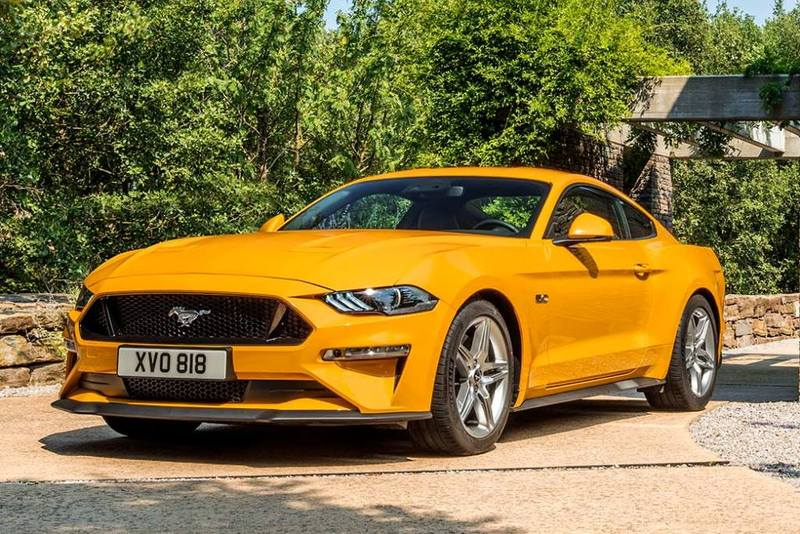 Ford  Mustang Fastback 2.3 EcoBoost 213 kW (290 CV)