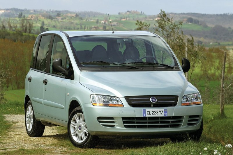 Fiat  Multipla 1.6 Dynamic