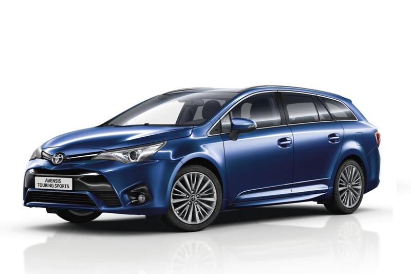 Toyota  Avensis Sedán 140 Business Advance